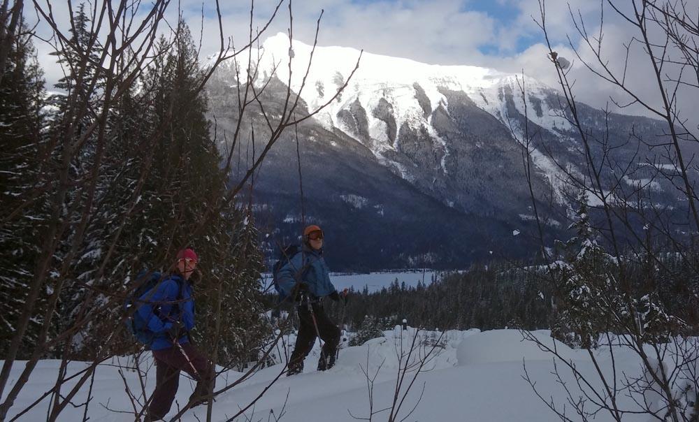 Mt Macpherson Ski Touring