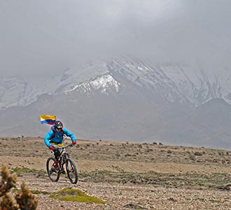 Ride Ecuador Mountain Bike Trip Report – Day 6 Chimborazo
