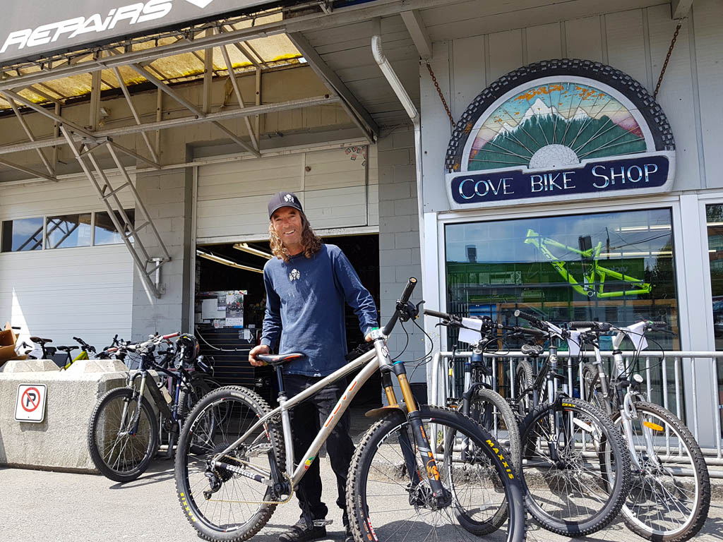 Review: Cove Ti Hummer 29er Hardtail